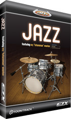 Toontrack Music Jazz EZX