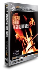 Univers Sons / Ultimate Sound Bank IRCAM Solo Instruments