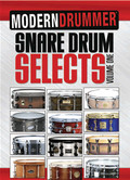 WaveMachine Labs Mordern Drummer Snare Drum Selects Volume One