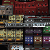 Fretted Synth Audio