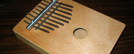 Thumb Piano by BobsDogHouseon @ Instructables.com