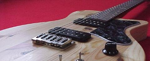 Zachary Handcrafted Guitars 120300