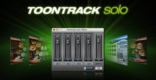 Toontrack announces Toontrack Solo