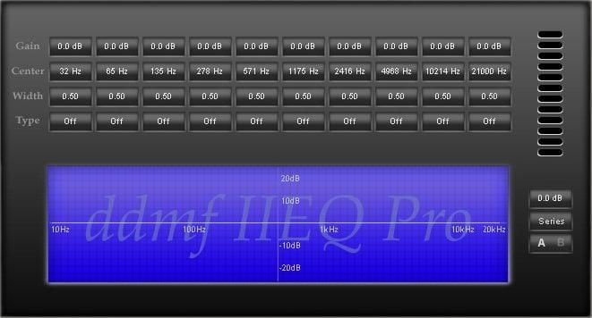 ddmf IIEQ Pro