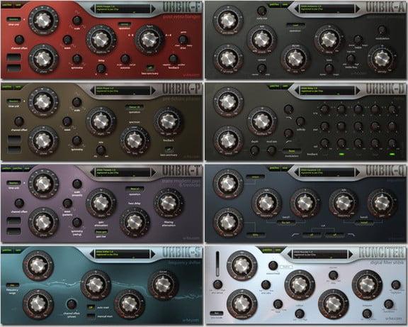 U he uhbik a collection of high quality audio effect plug - U he diva ...
