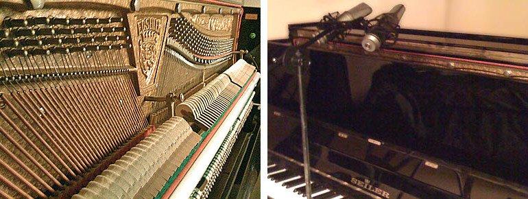 uvisoundsource Upright Grand Piano