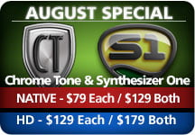 mcdsp august special