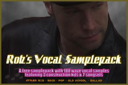 robs vocal samplepack