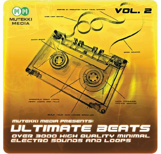 mutekki ultimate beats vol2