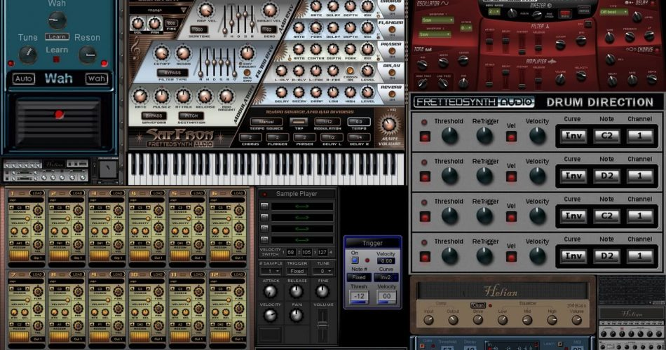 Fretted Synth