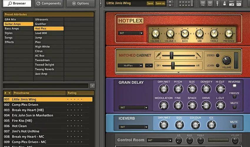 Guitar Rig Pro 4
