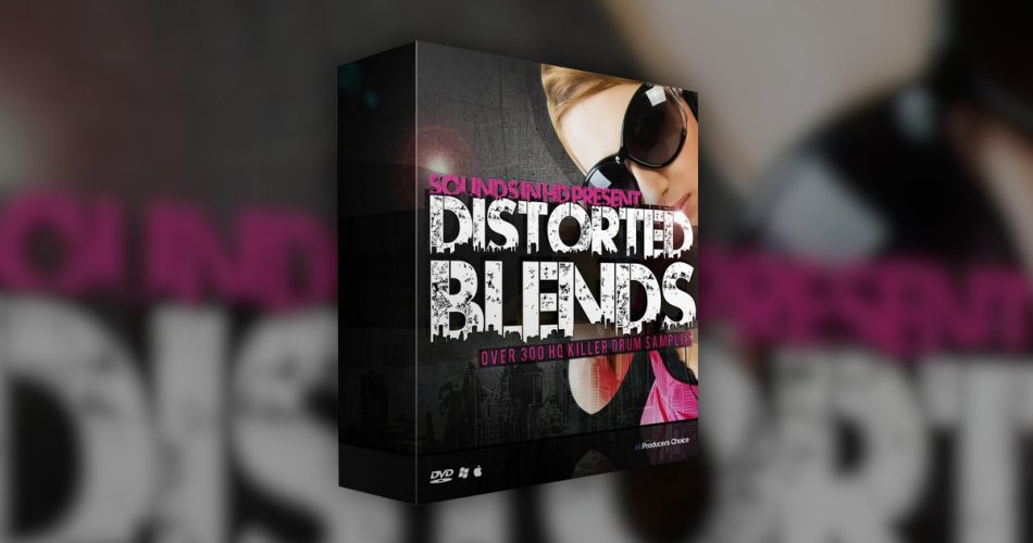 Distorted Blends