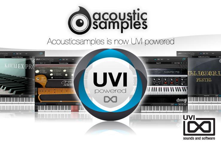 acousticsamples uvi