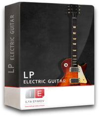 ilya efimov lp electric guitar sample library for native instruments kontakt. Black Bedroom Furniture Sets. Home Design Ideas