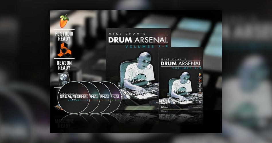 Mike Chav Drum Arsenal