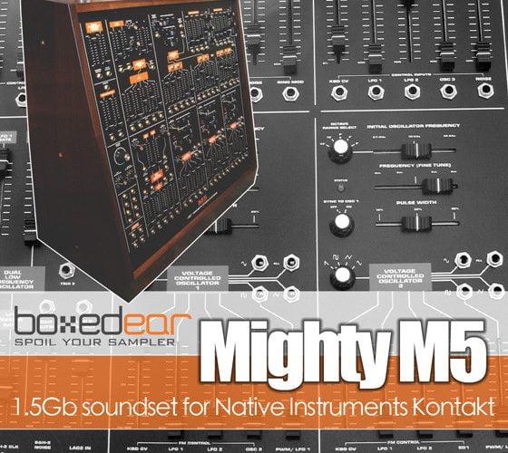 boxedear Mighty M5