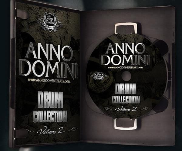 Producers Choice Anno Domini Drum Collection Vol 2