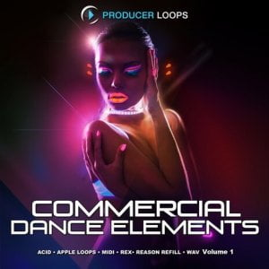 Producer Loops Commercial Dance Elements Vol 1