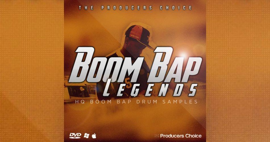 Boom Bap Legends
