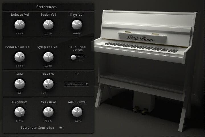 acousticsamples petitpiano