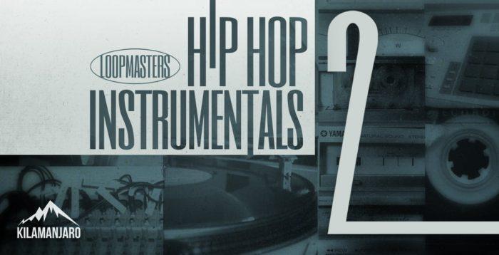 Loopmasters Hip Hop Instrumentals 2
