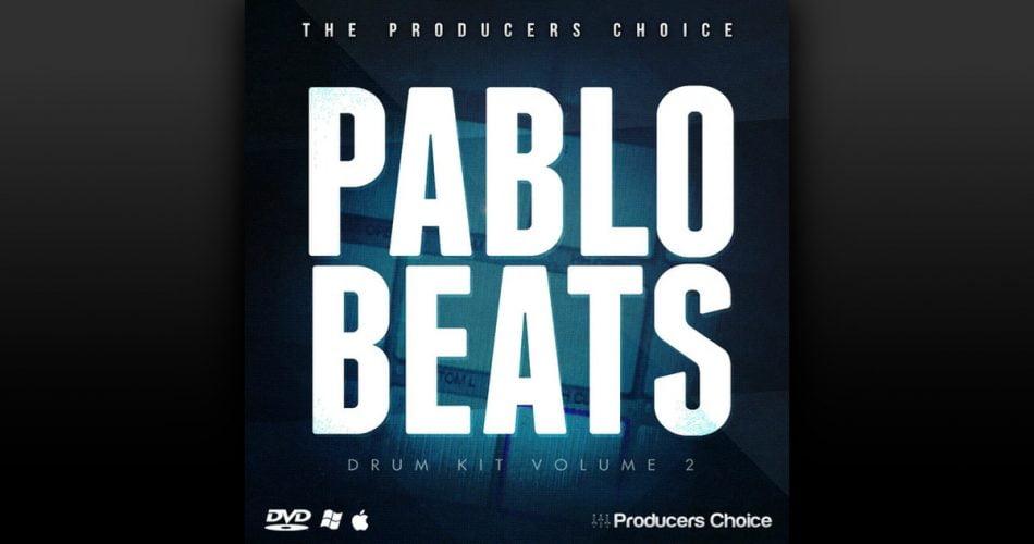 Pablo Beats Drum Kit 2