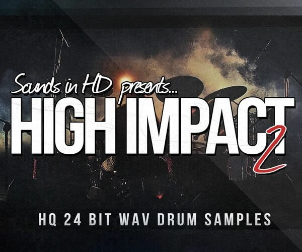 Sounds in HD High Impact