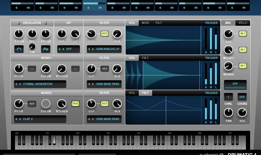ephonic drumatic4