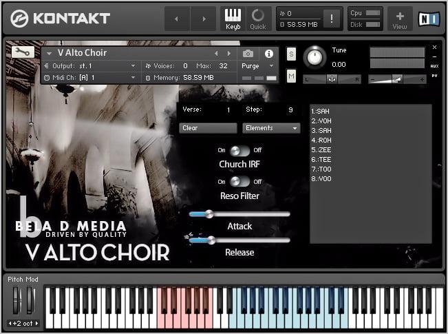 Bela D Media V-Alto Choir