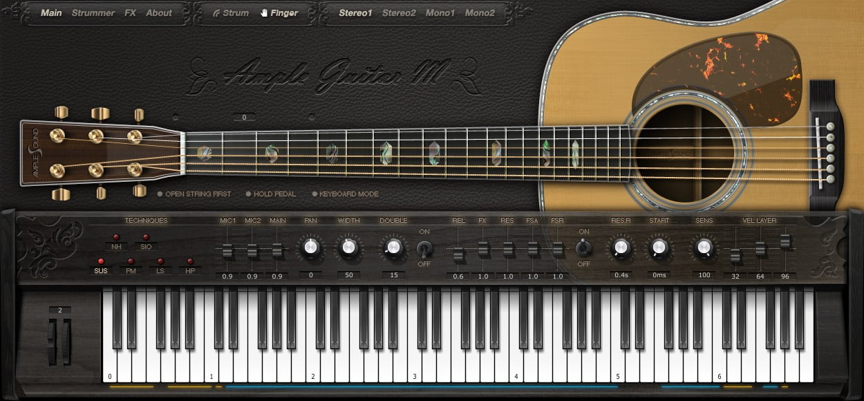Ample Guitar M virtual Martin D-41 by Ample Sound reviewed
