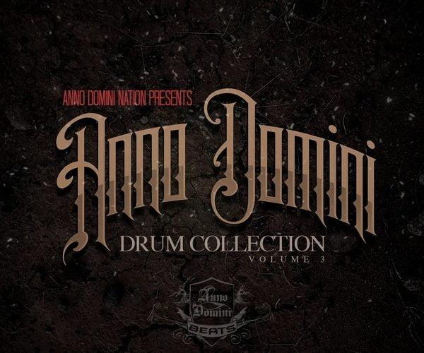 Anno Domini Drum Kit Volume 3