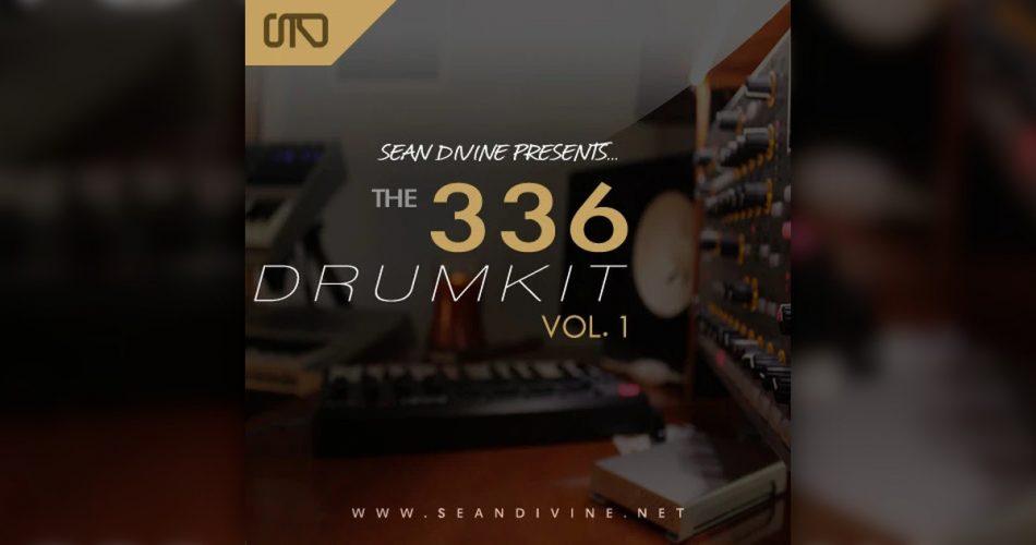 Sean Divine 336 Drum Kit