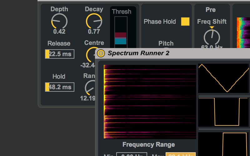 spectrum effects