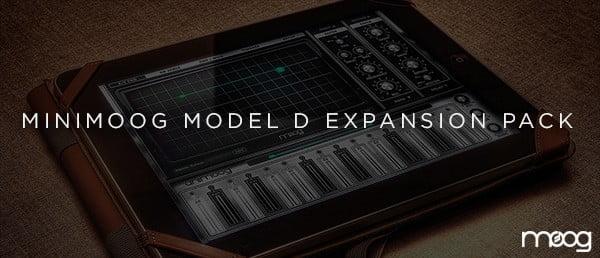 moog model d expansion
