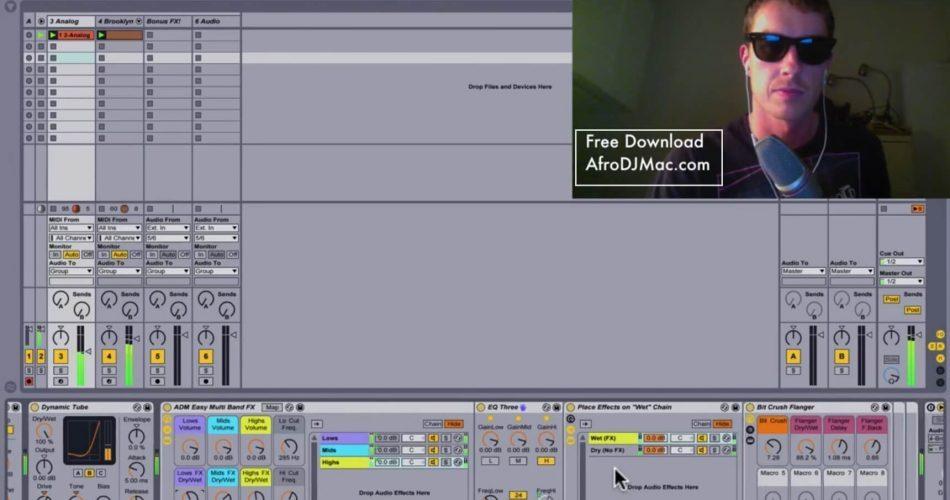 AfroDJMac Easy Multiband FX