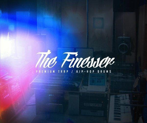 The Finesser Premium Trap Hip Hop Drums