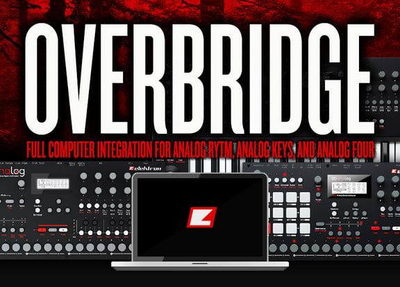 elektron overbridge for analog four analog keys and analog rytm. Black Bedroom Furniture Sets. Home Design Ideas