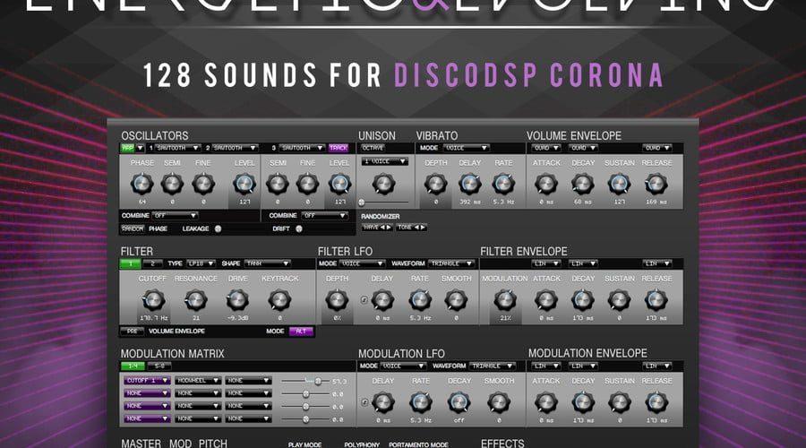 solidtrax corona soundbank