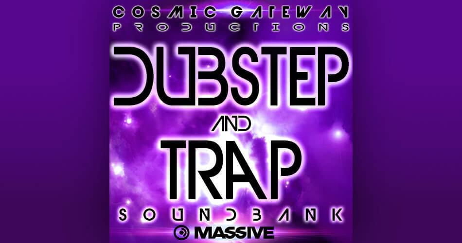 Cosmic Gateway Dubstep and Trap for Massive