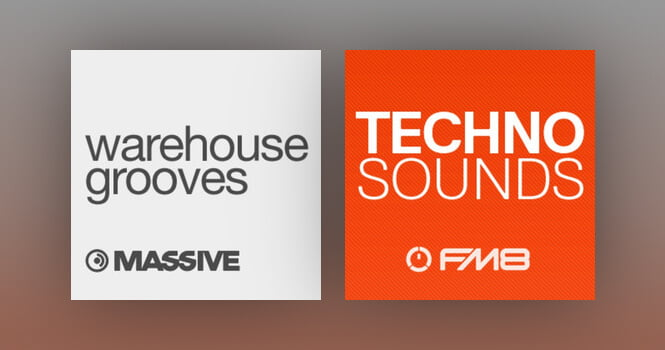 ADSR Warehouse Grooves Techno Sounds
