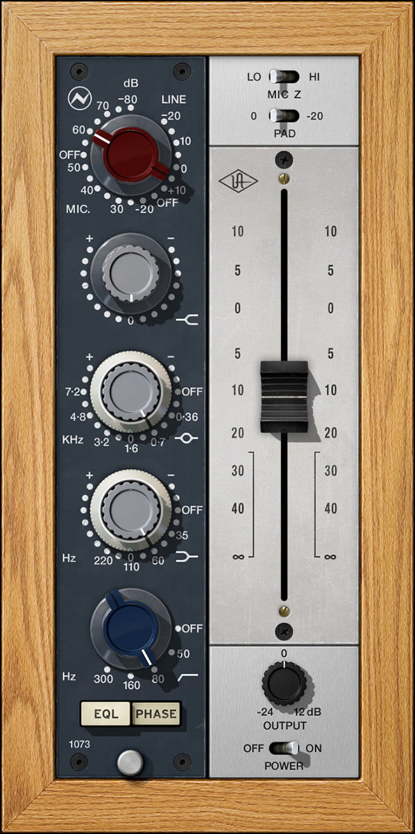 uad neve 1073 collection