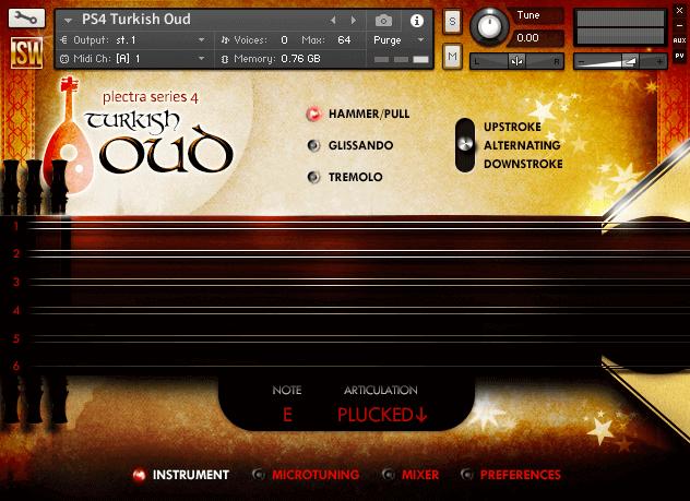 ISW Turkish Oud