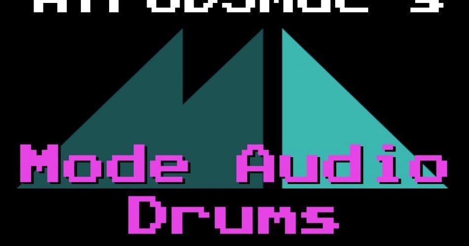 AfroDJMac ModeAudio Drums