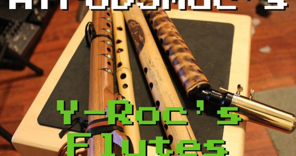 AfroDJMac Y Rocs Flutes