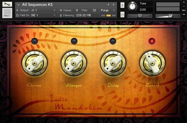 Dream Audio indie mandolin