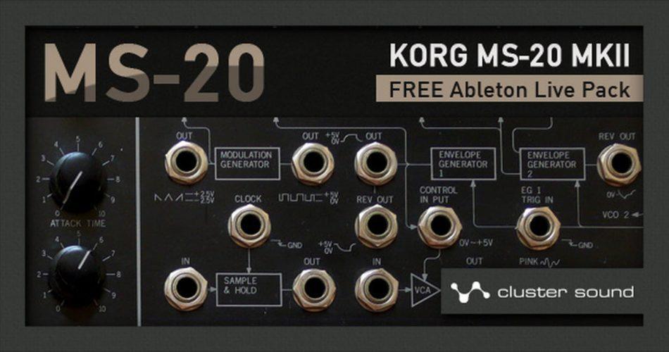 Cluster Sound MS20