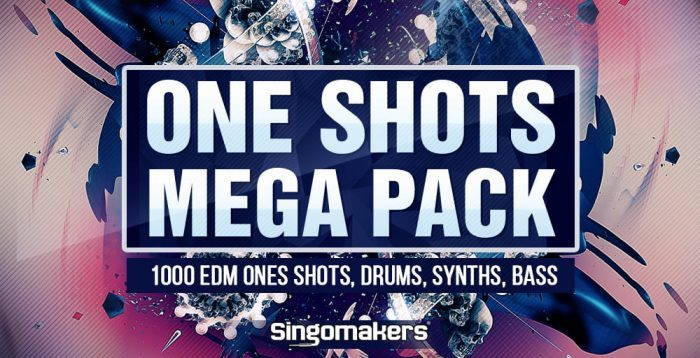 Singomakers EDM One Shots - Mega Pack