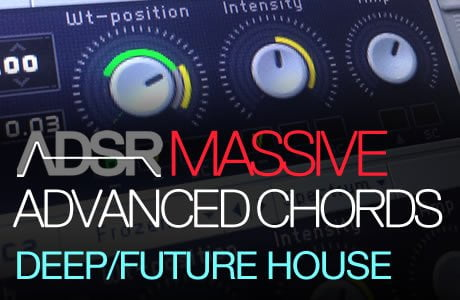 ADSR Massive Advanced Chords