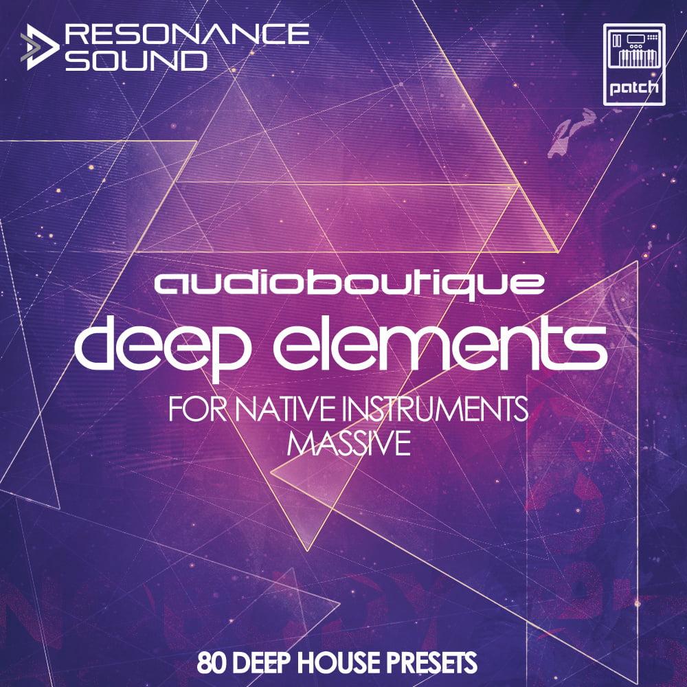 audioboutique deep elements massive