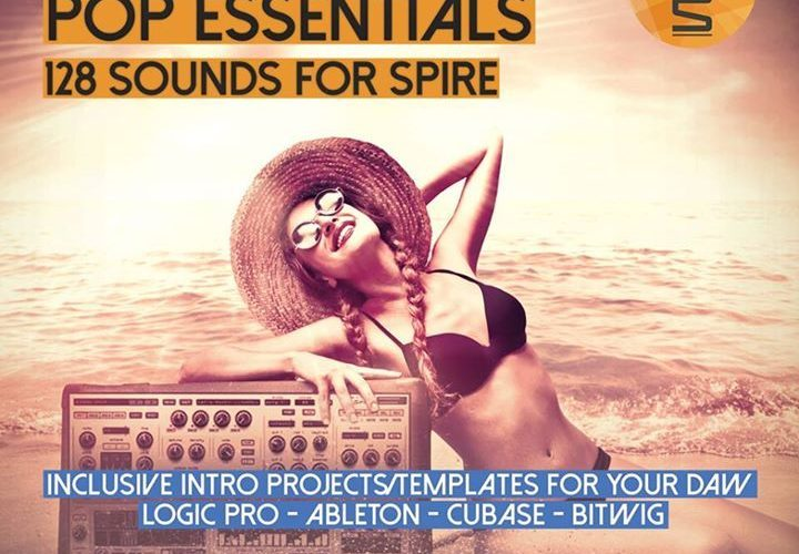 Big Sound Samples Pop Essentials for Spire